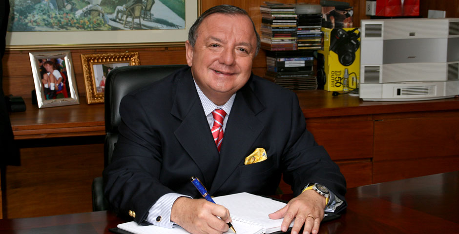 Alvaro Noboa Ecuadorian Businessman