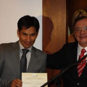 Jefferson Perez Alvaro Noboa