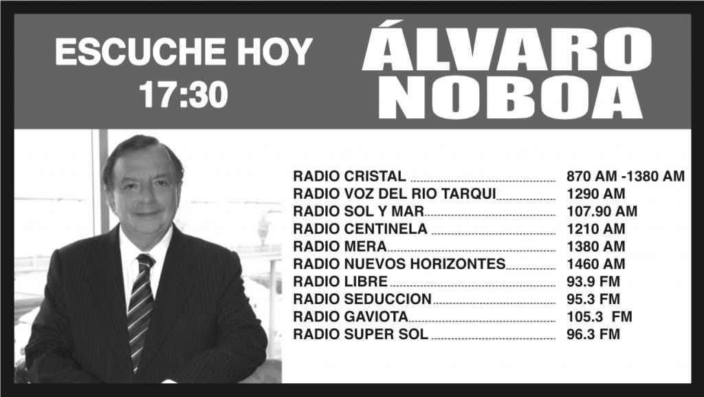 ALVARO_NOBOA_RADIOS