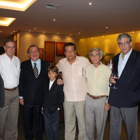 Alvaro Noboa Friends
