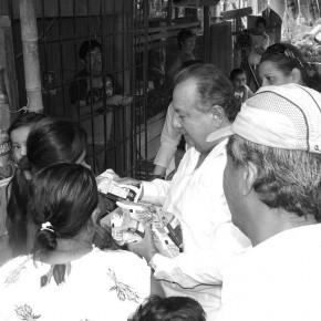 Alvaro Noboa Social Work
