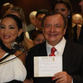 Alvaro Noboa Zayda Molina