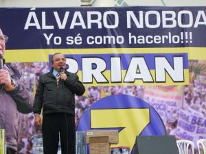 Alvaro Noboa Asamblea