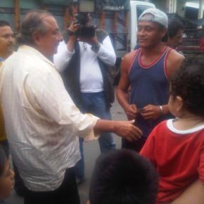 Recorrido de Alvaro Noboa y el PRIAN en Machala