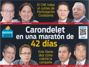 Carondelet en una maratón de 42 días